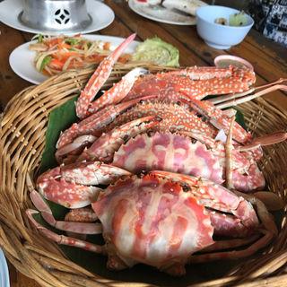 蒸し蟹(SEAFOOD CHAMPION)