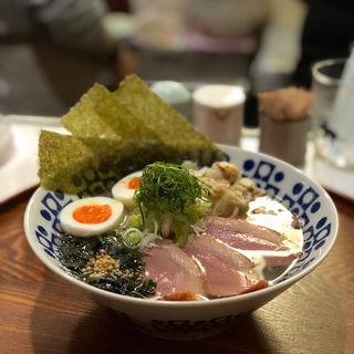 日より藻塩(真鯛らぁー麺 日より)