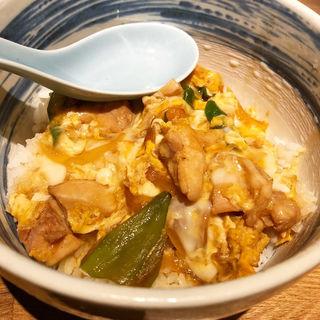 親子丼(鳥せゑ 蛸薬師店 (トリセエ))