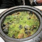 エスカルゴのオーブン焼き ブルゴーニュ風。