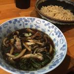 近江軍鶏 蒸篭風つけ麺 300g