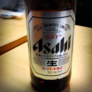 瓶ビール(トキワ寿司 本店 )