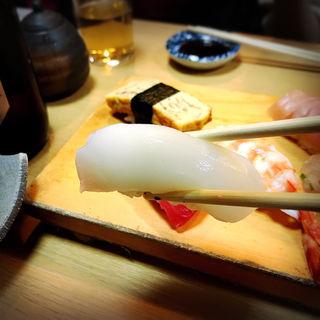 イカ(トキワ寿司 本店 )