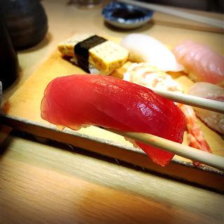 まぐろ(トキワ寿司 本店 )