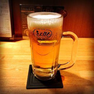 生ビール(きんぼし 伏見店 )