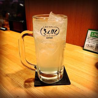 レモン酎ハイ(きんぼし 伏見店 )