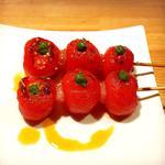 焼きトマト  (きんぼし 伏見店 )