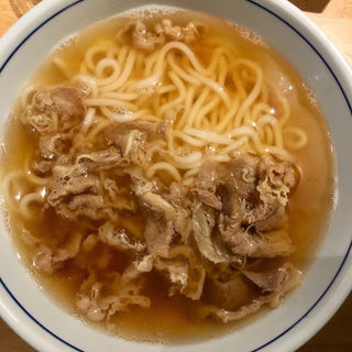 肉うどん(ウエスト 舞松原店 )