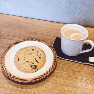 チョコクッキー(コホロエルマーズグリーンコーヒーカウンター (Elmers Green))