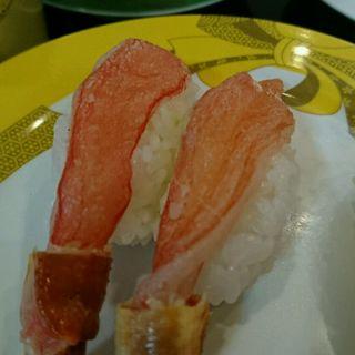ずわい蟹(回転寿し 旬楽 柳町店 (しゅんらく))