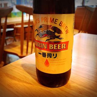 瓶ビール(よつば)