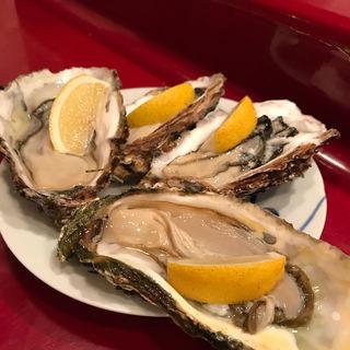 生牡蠣(かぶら )