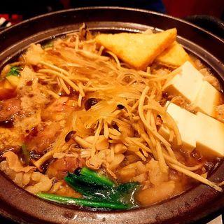 軍鶏鍋(五鉄)