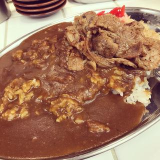 炭火焼肉カレー(肉のヤマキ商店)