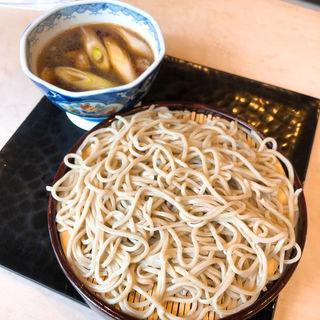 鴨せいろ蕎麦(清かわ )
