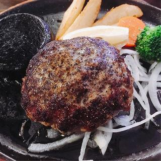 和牛ハンバーグ(あさくま 刈谷店 )