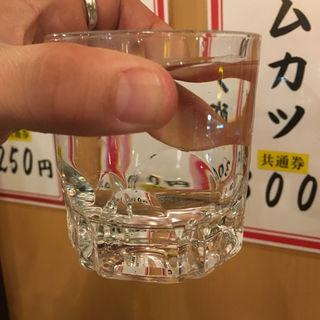 焼酎いも(1杯)(角屋 (かどや))