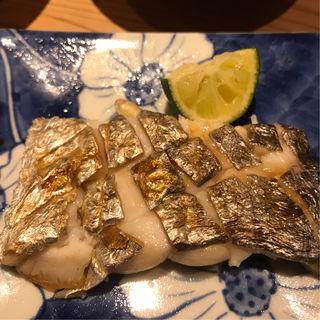 太刀魚の塩焼き(食堂えぶりお )
