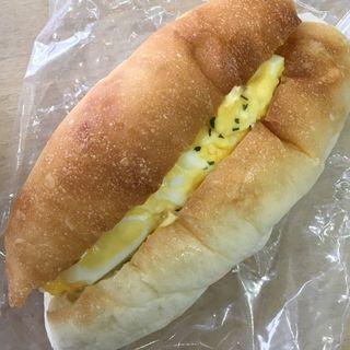 卵パン(パン屋 P-BOX)