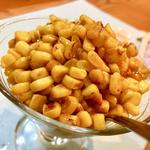バター醤油コーン(塩梅)