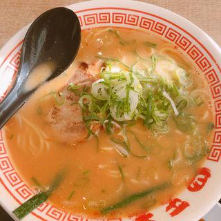 味噌ラーメン(ラーメン四天王 イオンモール伊丹店 )