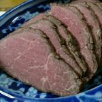 神戸牛のローストビーフ(500g)(肉 阿久(NIKU AKYU))