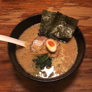 ラーメン(麺大盛り)(横濱家 立川店 )