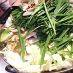 博多もつ鍋(コク味噌)
