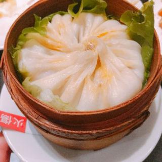 【期間限定】灌湯包(ガンタンパオ) 上海蟹みそ入り特大スープ小籠包