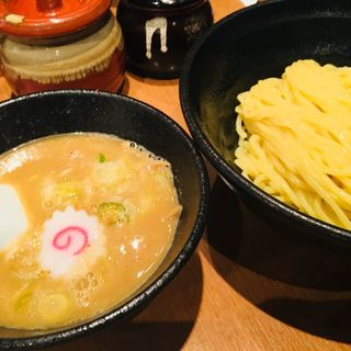 特製白湯つけ麺(吉虎 渋谷本店 (KICHITORA【旧店名】つけ麺 大臣 宇田川町店))