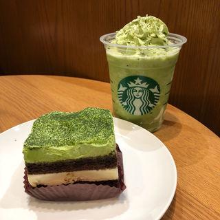 抹茶ティラミスパイ(スターバックス・コーヒー イオンモール伊丹店 (STARBUCKS COFFEE))