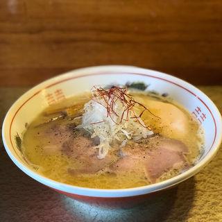 鶏白湯バリカタ(がふうあん )