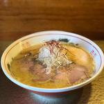 鶏白湯バリカタ