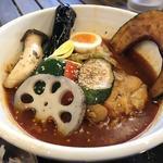 幻のスープカレー