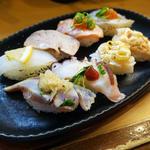 大阪の食の殿堂、なんばで楽しめるおすすめのお寿司といえばココ!