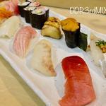 稲荷町エリアに行ったらぜひ味わいたい、本格的な極上寿司!