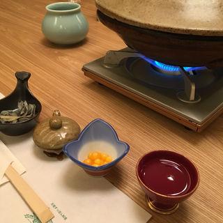 すっぽん鍋コース(すっぽん料理 やまさ旅館 (やまさりょかん))