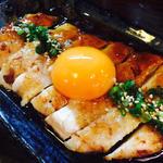 地鶏ステーキ