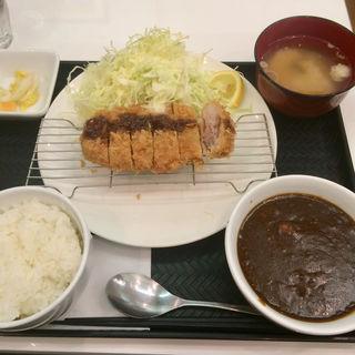 上ロースカレー(ティーダイニング (T.dining))