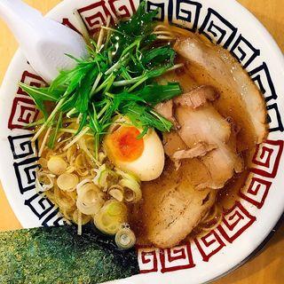 醤油ラーメン(中るラーメン 筑紫野店)