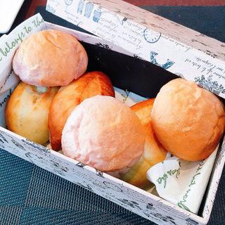 自家製パン(ビストロ・ヨシムラ )