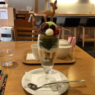 Teasパフェ(はやしや )
