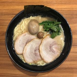 MAXラーメン大(醤油)(壱角家 国分寺店 )