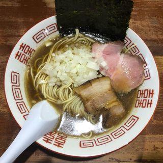 焼きアゴ(麺や而今 (じこん))