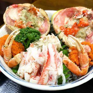 せいこ丼(冬期限定)(お食事処 田島 )