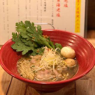海老塩(創作らーめん style林 (ソウサクラーメン スタイルハヤシ))