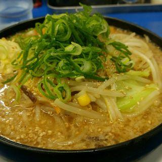 味噌野菜ラーメン(来来亭 大橋店 )
