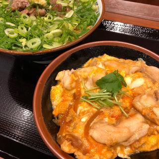 親子丼(丸亀製麺 伊丹南町店 )