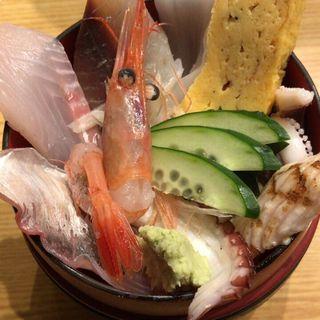 まかない丼(いきいき亭 近江町店 )