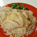 海南鶏飯大山鶏 ミニフォー付き(僕の鶏飯)